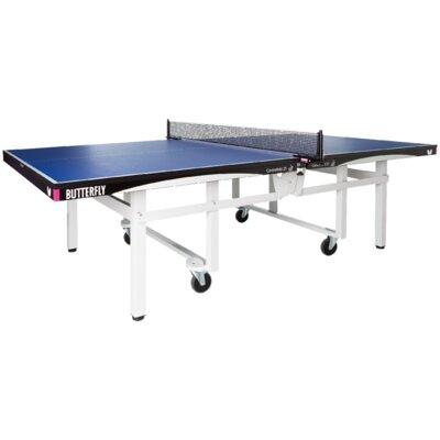 Centrefold 25 Sky Table Tennis Table t2625s