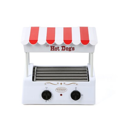 Old Fashioned Hot Dog Roller 082677135650