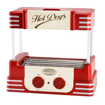 Retro Hot Dog Roller 082677138002