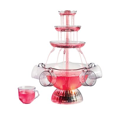 Nostalgia LPF150 Vintage Collection Lighted Party Fountain 31059695