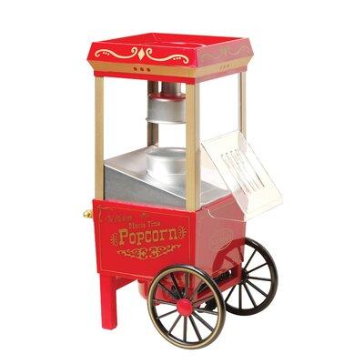 Old Fashioned 3.5 Oz. Movietime Hot Air Popcorn Maker OFP501