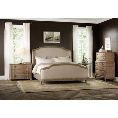 Corsica Panel Configurable Bedroom Set
