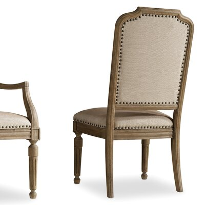 Hooker Furniture Corsica Side Chair - Finish: Natural (Set of 2) at Sears.com