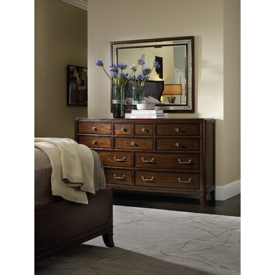 Palisade 11 Drawer Dresser