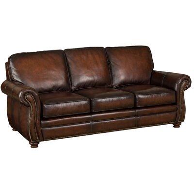 Leather Sofa Upholstery: Sedona Chateau