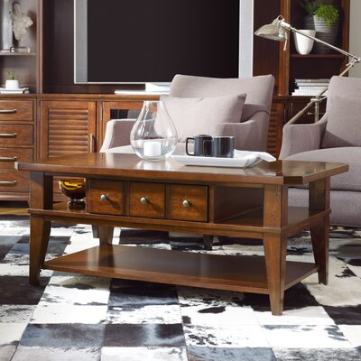 Wendover Coffee Table with Storage