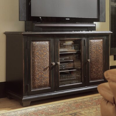 Telluride 60 TV Stand Color: Brown