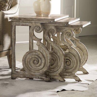 Rhapsody 3 Piece Nesting Tables