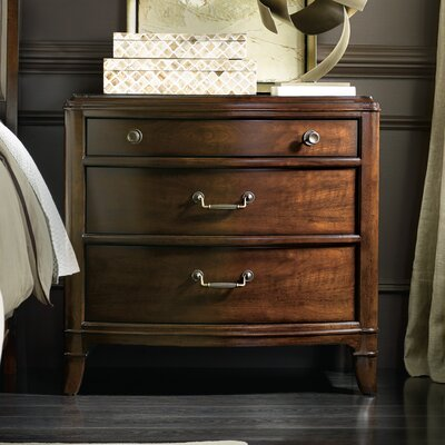 Palisade 3 Drawer Bachelors Chest