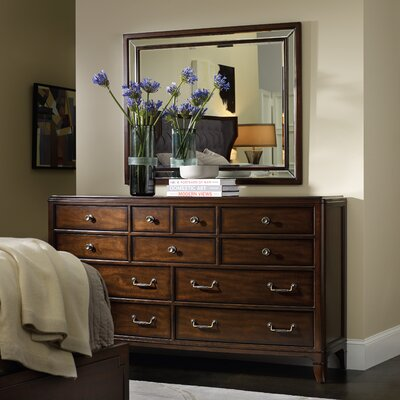 Palisade 11 Drawer Dresser with Mirror