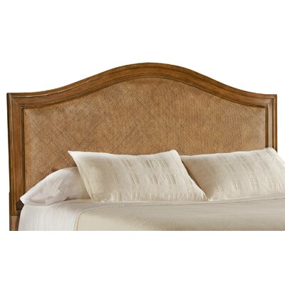 Windward Upholstered Panel Headboard Size: Queen