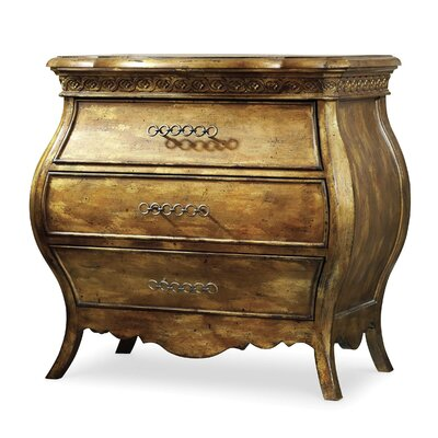 Sanctuary 3 Drawer Bachelors Chest