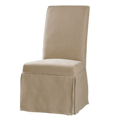 Sanctuary Clarice Upholstered Dining Chair (Set of 2) Upholstery: Hemp