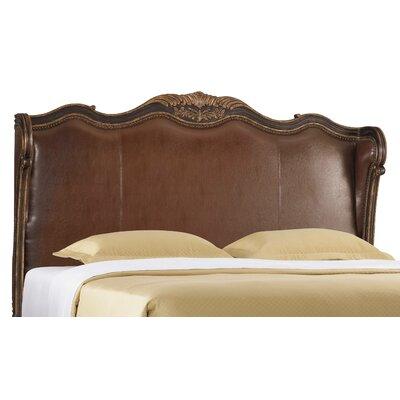 Grandover Upholstered Panel Headboard Size: Queen