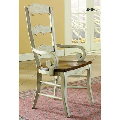 Summerglen Ladderback Arm Chair (Set of 2)