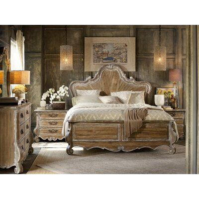 Chatelet Panel Customizable Bedroom Set