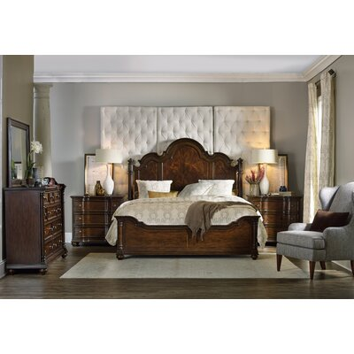 Leesburg Panel Configurable Bedroom Set