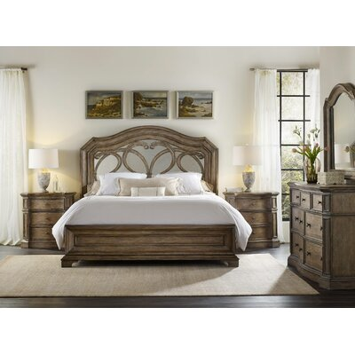 Solana Panel Customizable Bedroom Set