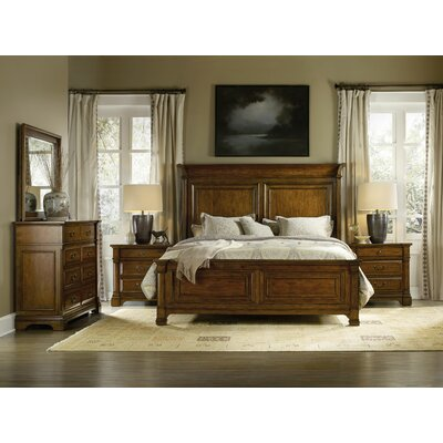 Tynecastle Panel Configurable Bedroom Set