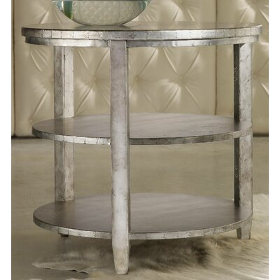 Melange Maverick End Table