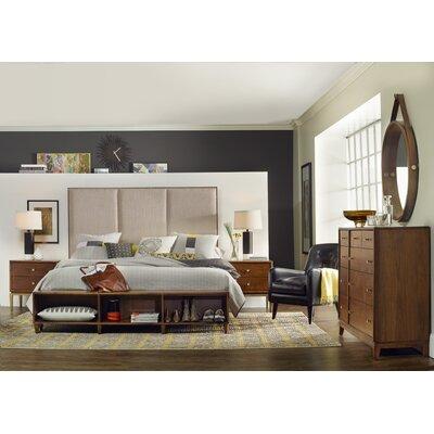 Studio 7H Platform Bed Size: King