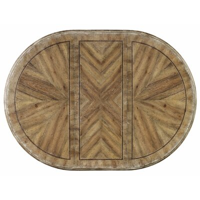 Chatelet Dining Table Top with Leaf