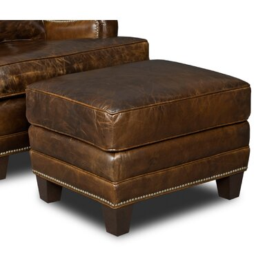 Covington Parish Ottoman