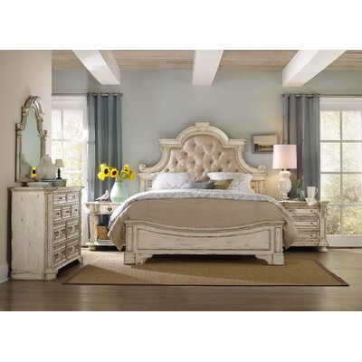 Sanctuary Panel Customizable Bedroom Set