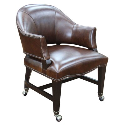 Isadora Leather Desk Chair