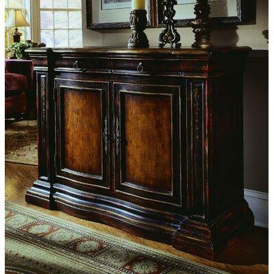 Decorator 2 Drawer 2 Door Cabinet