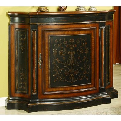 Vicenza Tall Waisted Shaped 1 Door Cabinet
