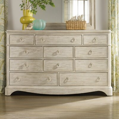 Sunset Point 11 Drawer Stnadard Dresser