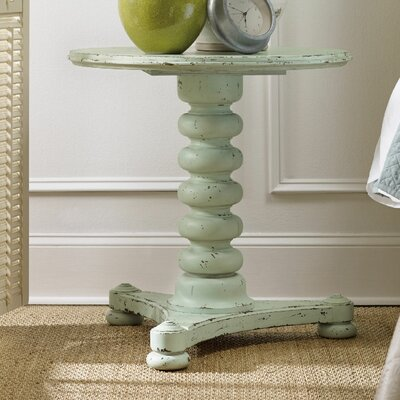 Sunset Point End Table Finish: St. Johns Blue