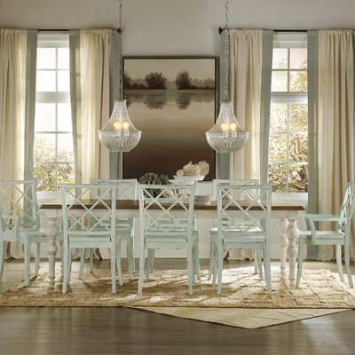 Sunset Point 9 Piece Extendable Dining Set