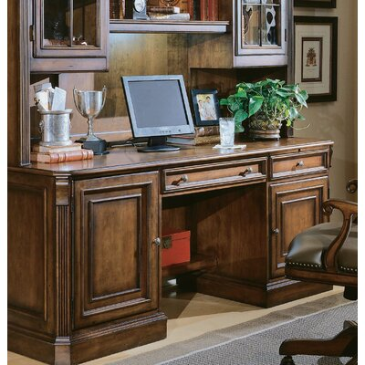 Brookhaven Executive Desk with Center Drawer Product Image 53