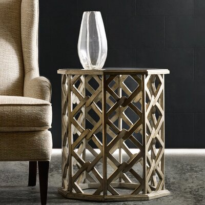 Melange Nico End Table