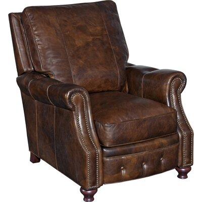 Recliner Upholstery: Old Saddle Cocoa