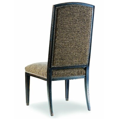 Sanctuary Mirage Side Chair (Set of 2) Finish: Ebony