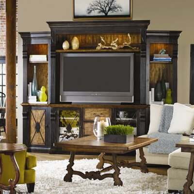 Easy financing Sanctuary Entertainment Center...