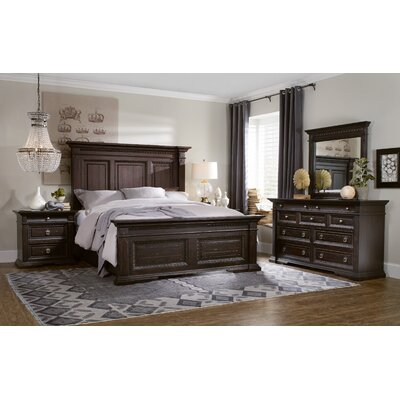 Treviso Panel Configurable Bedroom Set