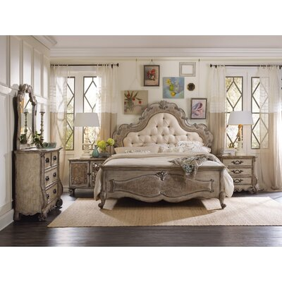Chatelet Panel Configurable Bedroom Set