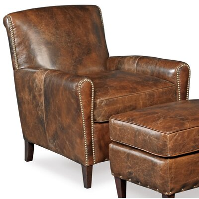 Imperial Leather Empire Club Chair
