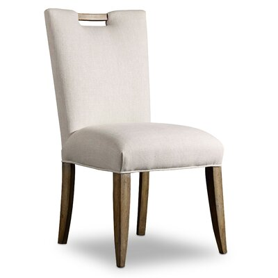 Melange Upholstered Dining Chair (Set of 2)