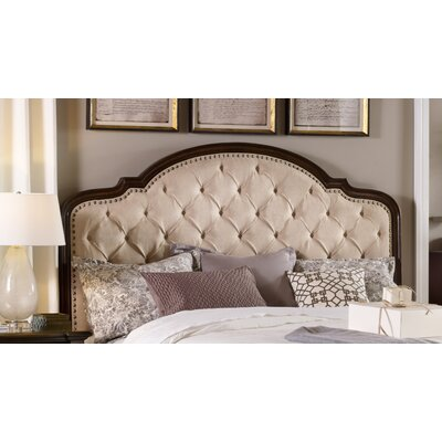 Leesburg Panel Headboard Size: King / California King