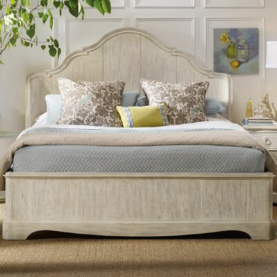 Sunset Point Panel Bed Size: California King