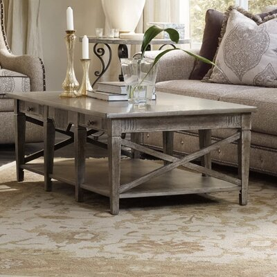 True Vintage Coffee Table with Storage