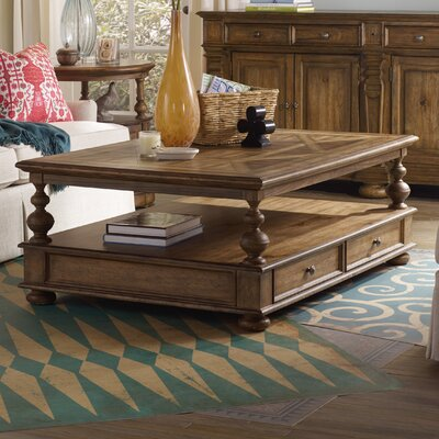 Sanctuary Coffee Table with Storage