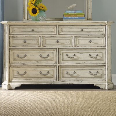 Sanctuary 9 Drawer Dresser