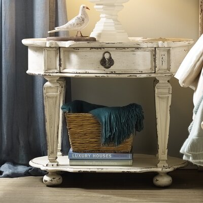 Sanctuary 1 Drawer Nightstand