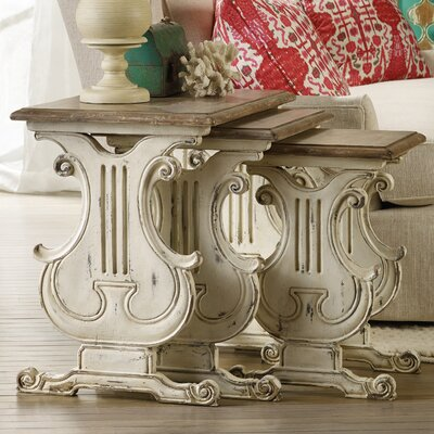 Sanctuary 3 Piece Nesting Tables